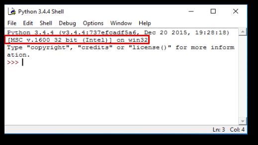 Instalación de Python y GDAL en Windows - SIGdeletras :: Tecnologías