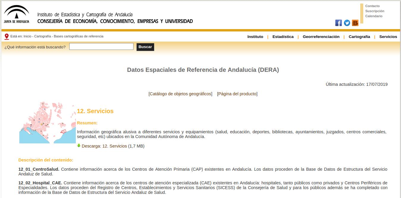 Api Restful De Datos Geográficos Con Node Js Y Express 2º